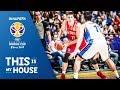 Israel V Georgia Full Game FIBA Basketball World Cup 2019 European Qualifiers
