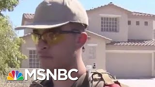 FBI Arrests Suspect For Alleged White Supremacist Plot   The Last Word   MSNBC