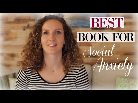 Beat Social Anxiety with this Book - Monthly Reads #1
