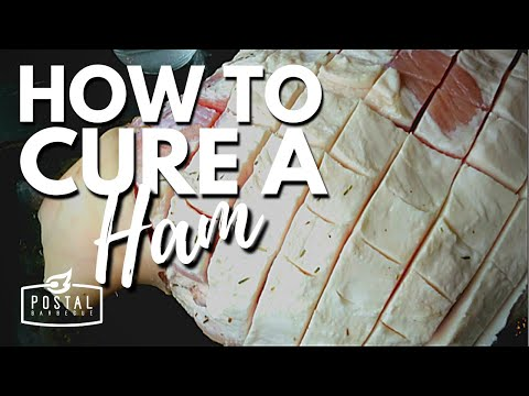 How to Cure a Ham - How to Cure a Ham at Home