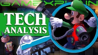 Egad! How Luigi's Mansion 3's Graphics Have Massively Improved! (Tech Analysis Deep Dive)