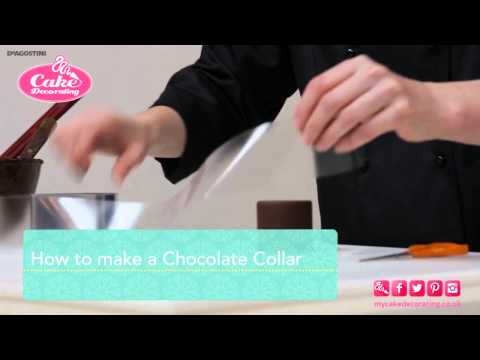 How to Make Simple Chocolate Decorations