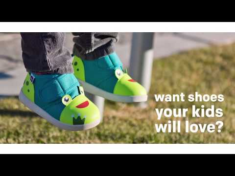 ikiki - Want shoes your kids will love?