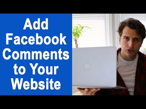 How to Add Facebook Comments to Your Website