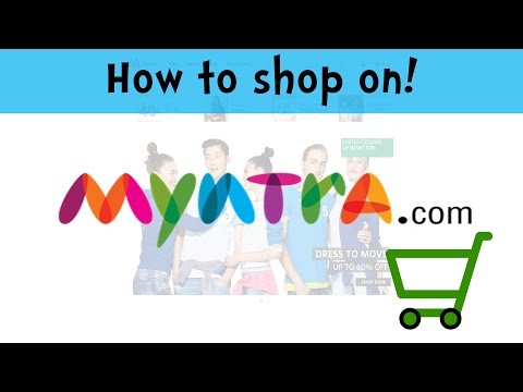 How to Buy On Myntra (really easy)