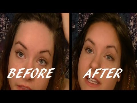 Shrink Your Forehead in Seconds!   Beauty Tip