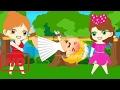 NEW ELSA vs Anna, Sofia Jealous Scramble Ryder in Love Full Episodes! Finger Family Song Nursery Rh mp3