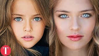 10 Most Beautiful Kids In The World ALL GROWN UP