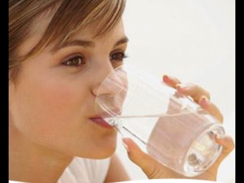 Benefits Of Drinking Water. General advice to Drink 8- Ounce Glasses of Water everyday