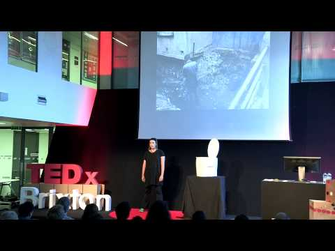 The waterless toilet that turns human waste into energy   Virginia Gardiner   TEDxBrixton