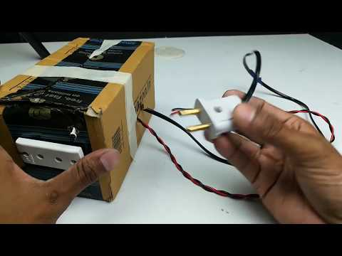 How to make remote control light,fan,mobile charger without any ic or programming  DIY