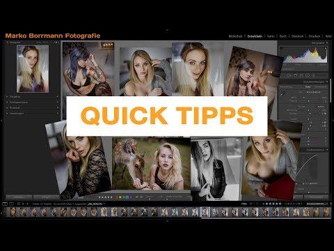 04. Quick Tipp Lightroom - Eine Vignette erstellen