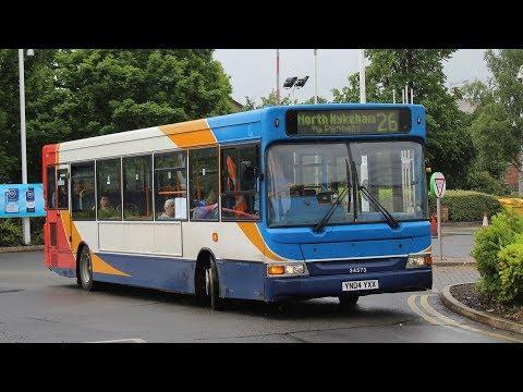 Stagecoach East Midlands   Transbus Pointer 2/Dart SLF 3   26 to North Hykeham   34573 (YN04YXX)