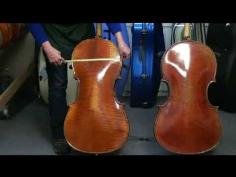 Will my cello fit into that case? How to measure your cello.