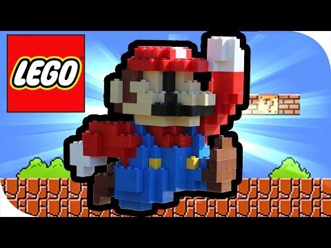 My Lego 3-D Mario