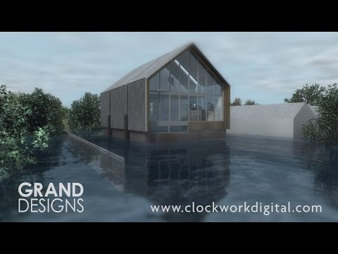 Grand Designs - Floating House