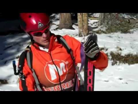 Travis Macy's Ski Mountaineering / Skimo / Alpine Touring BASICS / The Ultra Mindset