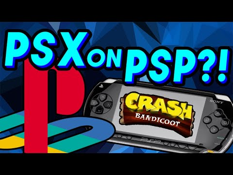 HOW TO PLAY PSX GAMES ON PSP!!! MAC AND PC