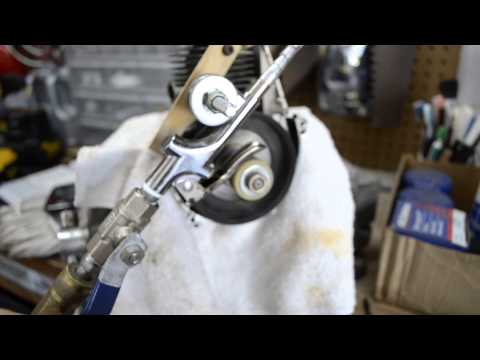 2 stroke engine running on compressed air