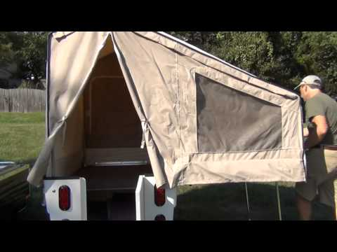 Comparing Lightweight Tent Campers - Mini Mate and Easy Camper