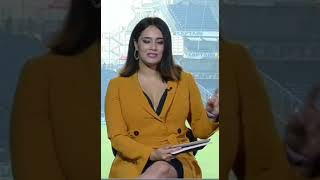 Mayanti Langer Boobs and Deep Cleavage