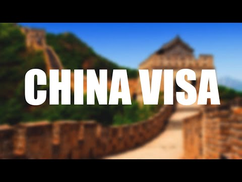 How to Apply China visa | Bangla Tutorial