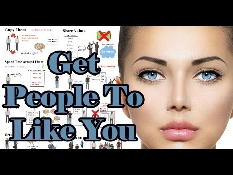 10 Psychological TRICKS To Get People To Like You - How To ATTRACT New Business Relationships