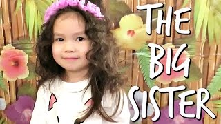 The Big Sister! - March 23, 2017 -  ItsJudysLife Vlogs