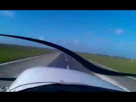 Flying blackpool