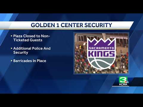 Kings make changes to security before potential protests