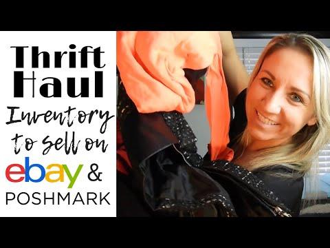 Hamden CT Goodwill Outlet Thrift Haul to Sell on eBay! 56 Items for $28! Plus 4 Bonus Items!