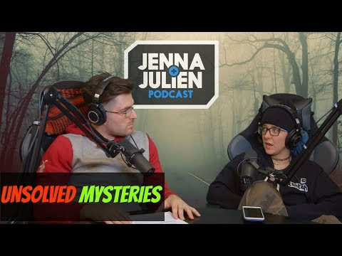 Podcast #173 -  Unsolved Mysteries