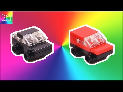 Lego Mini cars Speed Build Review