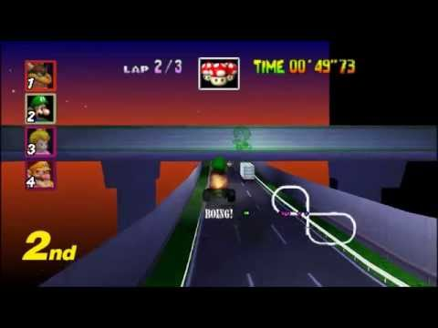 Mario Kart 64 - 1000cc (Part 2/4: Speed of Darkness)