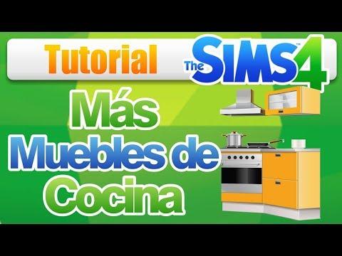 Desbloquea muebles ocultos de cocina en Los Sims 4   Trucos y Consejos
