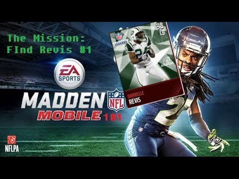 Madden Mobile: The Hunt for Revis & 230k worth of Pro Packs! (Episode.1)