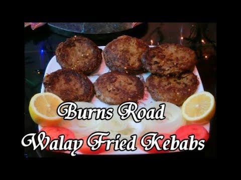 Burns Road Walay Fried Kebabs