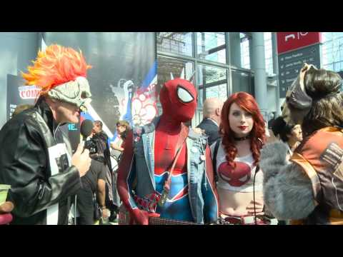 S.H.I.E.L.D. Undercover - NYCC 2016