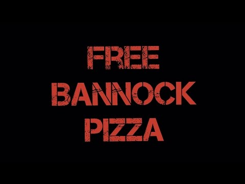 FREE BANNOCK PIZZA