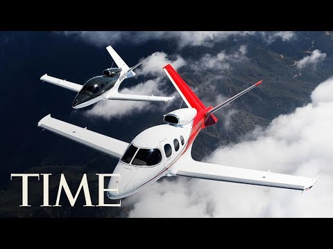What It's Like To Fly The World's Cheapest Personal Jet | TIME