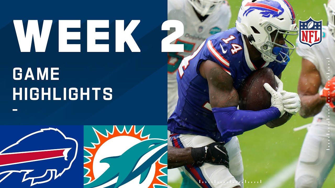 Bills vs. Dolphins Week 2 Highlights   NFL 2020