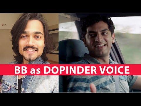 BB KI VINES in DEADPOOL 2 | BHUVAN BAM as DUBBING ARTIST
