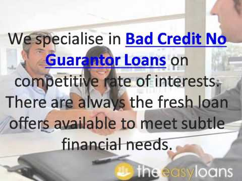 Guaranteed Loans in the UK for Bad Credit People