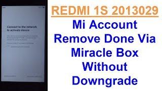 Mi Redmi 1S 2013029 Flash Done by MiFlash Tool - PakVim net HD
