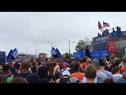 2017 TCS NYC Marathon Start