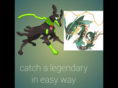 How to catch a legendary Pokemon in delugerpg in easy way