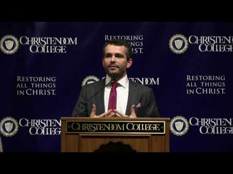 Dr.  Ryan Anderson | Marriage Equality: Religious Freedom or a 'License to Discriminate'
