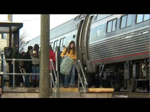 An overview of the New Haven, Hartford, Springfield Rail Line