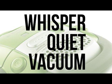 Whisper Quiet Vacuum