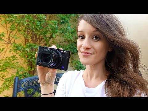 The Best Vlogging Camera | Sony RX100 V GIVEAWAY!